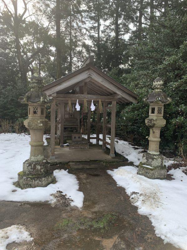 大神山神社摂社