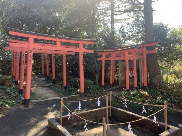 伯耆稲荷神社内7