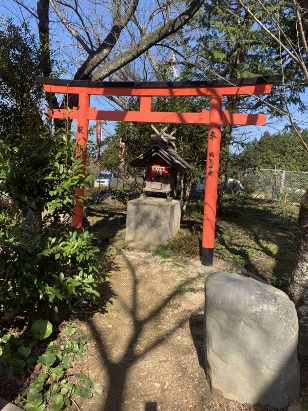 伯耆稲荷神社内12