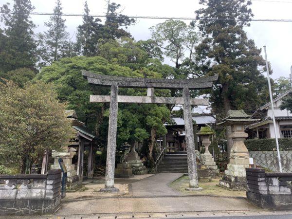 揖屋神社8