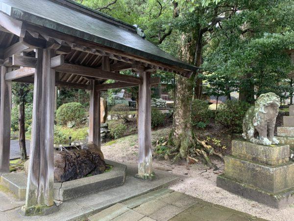 揖屋神社6