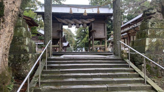 揖屋神社11