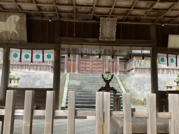 揖屋神社9