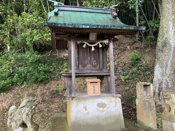 揖屋神社4