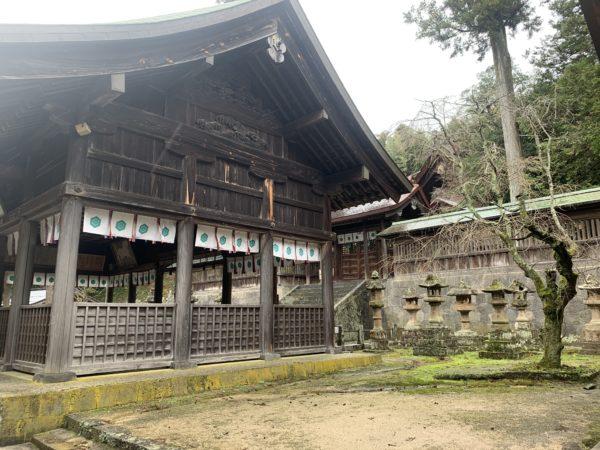 揖屋神社3